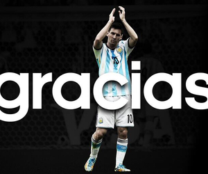 argentina, messi, and proud image