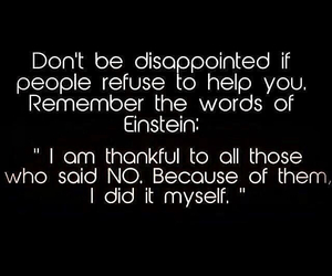 quote, einstein, and life image