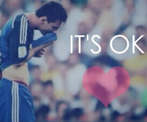 argentina and messi image
