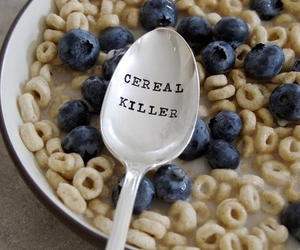 cereal, killer, and food image