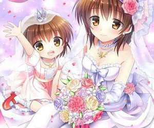 anime girl, clannad, and nagisa furukawa image