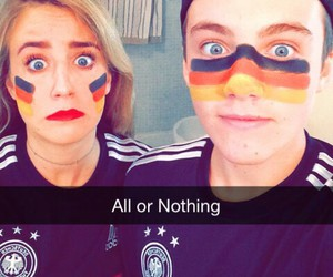 germany and snapchat image