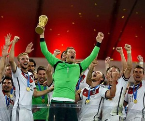 germany, champion, and world cup image