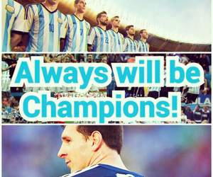 argentina and champions image