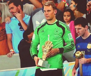 germany, world cup, and manuel neuer image