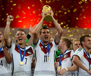 germany and miroslav klose image