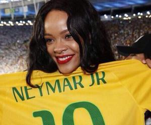 rihanna, neymar jr, and neymar image