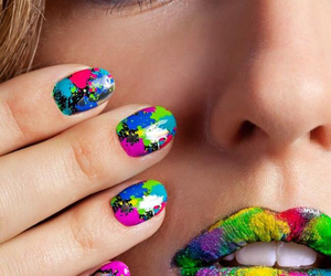 colors, cure, and nails image