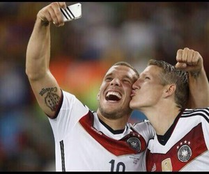 germany, world cup, and podolski image
