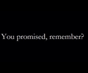 broken, promises, and quotes image