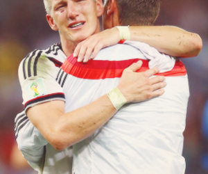 world cup and schweinsteiger image