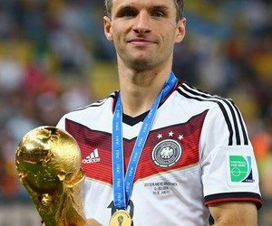 germany, thomas muller, and fifa image