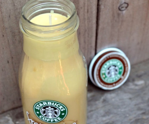 candle, starbucks, and cute image