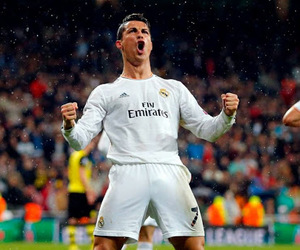 cristiano ronaldo, real madrid, and Ronaldo image