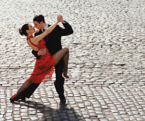 baile, pareja, and tango image