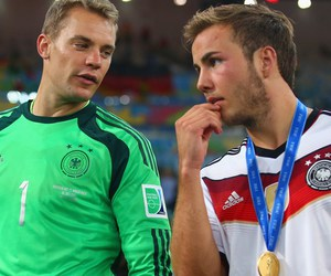 germany, manuel neuer, and germany nt image