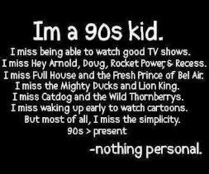 90's, 90s, and baby image