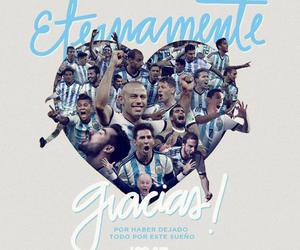 argentina, thanks, and messi image