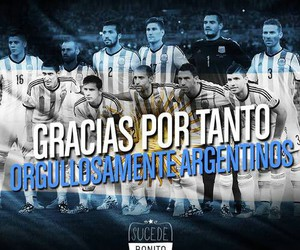 argentina and thanks image