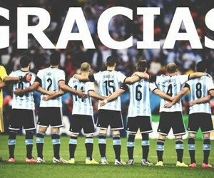argentina, world cup, and brasil image