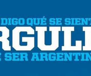 amor, orgullo, and argentina image