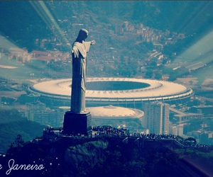 amazing, cristo redentor, and world cup image