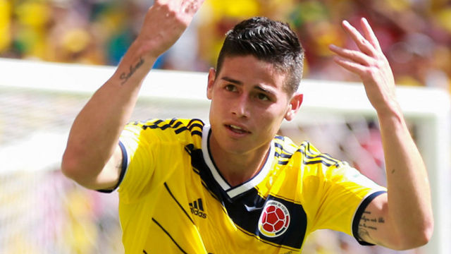 29 Images About James Rodriguez On We Heart It