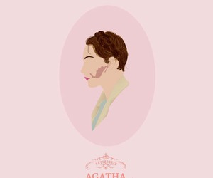 Agatha, wes anderson, and the grand budapest hotel image