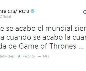 frase, twitter, and game of thrones image