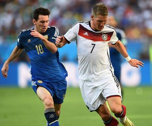 argentina, germany, and messi image