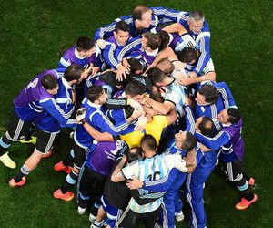 argentina, world cup, and team image