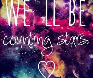 be, counting, and stars image