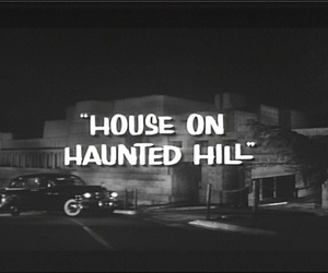 house on haunted hill image