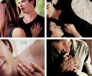 delena and thevampirediaries image