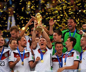 germany, world cup, and football image