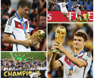 germany, muller, and love image