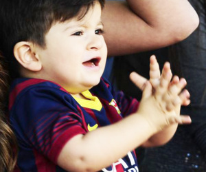 argentina, thiago messi, and baby image