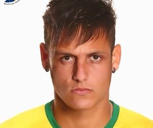 brasil, neymar, and david luiz image
