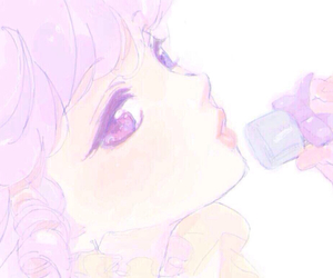 anime, pastel, and kawaii image