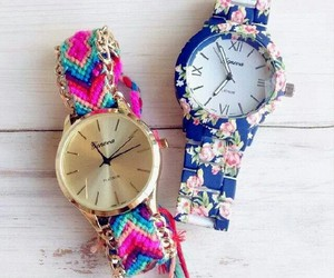 accessory, blue, and fashion image