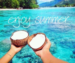 have fun, summer, and summer feelings image
