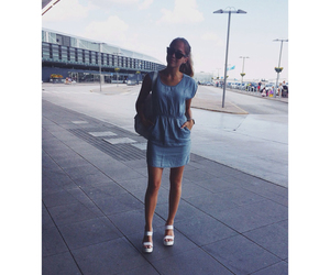 outfit, summer, and summer style image