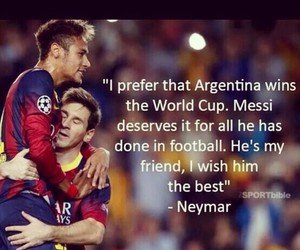 messi, neymar, and argentina image