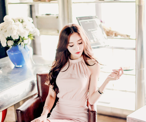 dress, kfashion, and ulzzang image