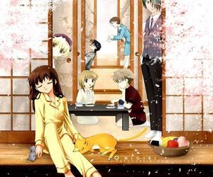 fruits basket, anime, and hiro image
