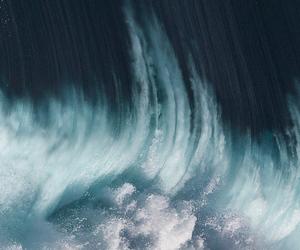 water, ocean, and sea image