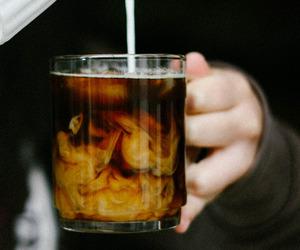 milk, coffee, and tea image
