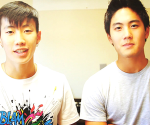 bromance, jay park, and ryan higa image
