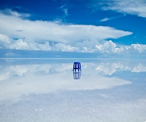 beautiful, blue, and ice image