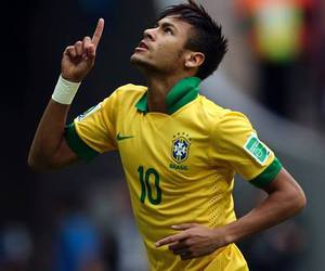 JR and neymar image
